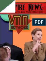 Vampire News- PDF