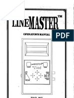 ZIAD Line Master Line Monitor Manual Apr88 OCR