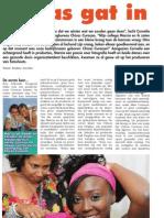 Chicas Gat in de Markt - Napa (Amigoe Curacao)