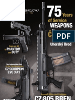 75 Years of Service Weapons by Ceska Zbrojovka Uhersky Brod