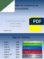 DSM V Personalidad
