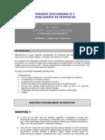 Possibilidades de Respostas Atividade 02 Ed 1