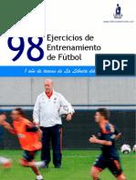 Ejercicios de Entrenamiento de Futbol