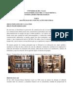 Protocolos de Comunicacion Industrial
