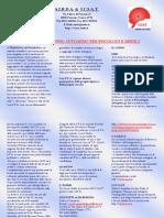 Corso di Training autogeno per psicologi e medici 2012