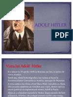 ADOLF HITLER Si Solutia Finala