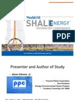 Shale Energy - Redox Reactor Presentation-Frac Flowback Water_SETC 2011-08