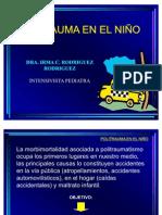 POLITRAUMA EN EL NIÑO