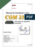 Com 2300 - Manual