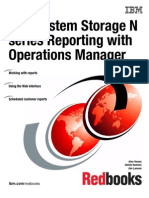 IBM System Storage N Series Reporting With Operations Manager
