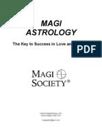 Magi Astrology Minibook