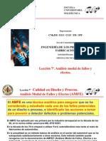 7.- Ejemplos de AMFE