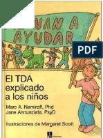 1.Me Van a Ayudar El TDA Explicado a los niños.68