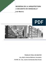 """""""TECNOLOGÍA MODERNA EN LA ARQUITECTURA"""