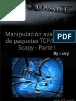 Manipulacion avanzada de paquetes tcp/ip con scapy I