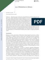 Doja a Political History of Bektashism in Albania