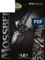 Mossberg FLEX System Shotguns Guide