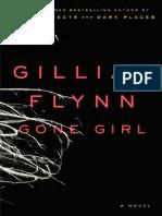 Gone Girl by Gillian Flynn - Excerpt