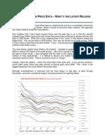 Case Shiller Index Review