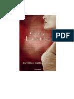 Mastrolonardo, Raffaello - Carta a Léontine