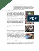 Protocolo de Extraccion ADN Con Cheelex