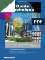 Guide Technique Econmie d'NRJ