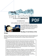 The Hidden - An Adventure for GURPS Black OPS