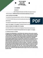 Feldman Complaint