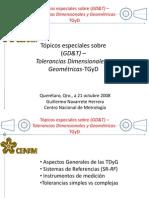 Gd&t Cmu-mmc 2008 Navarrete