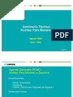 1 Peru Seminar 2003 PCMO