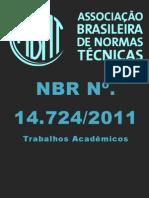 ABNT_NBR14724-2011 - Trabalhos Acadêmicos