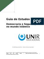 UNIR - Democracia No Mundo Islamico