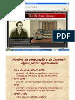 História da Computação e da Internet