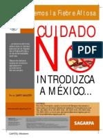 Cartel No Introduzca(1)