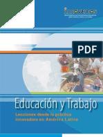 Educación y trabajo UNESCO