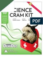 Science Cram Kit