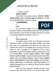 80392971 Resolucion NAPURI Causa Videla y Otros x Privacion Libertad