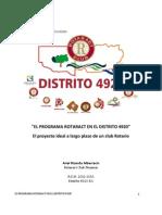 Presentación Rotaract 4920
