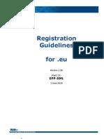 EPP Guidelines 13D