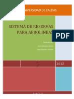 Sistema de reservas para aerolíneas