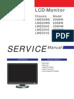 Manual de Servicio Samsung 206nw