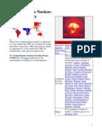 CTBT Comprehensive Nuclear