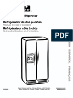 Refrigerator Owners Manual
