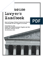 66365377 the Jail House Lawyers Handbook 2010 REVISED
