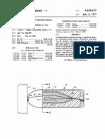 Clayton J. Schneider, Jr- Armor Penetration Shaped-Charge Projectile
