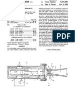 Barre A.M. Clarke- Pulsed Piston-Compressor Jet Engine
