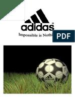 Adidas Web Page Analysis
