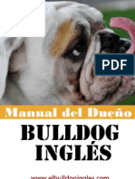 Manual del Bulldog Ingles
