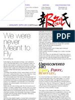 Bou Zi Issue # 6 January 16th 2012
