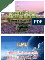 SAINTEK dalam Islam